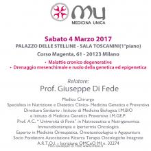 Malattie cronico degenerative, Drenaggio mesenchimale e ruolo della genetica ed epigenetica | Slide
