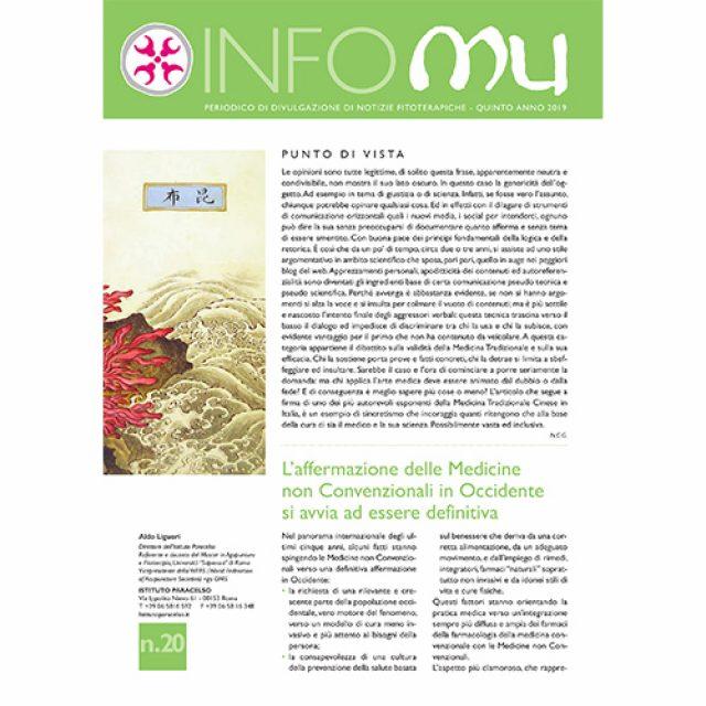 INFOMU n.20 Maggio / Giugno 2019