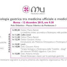 La fisiopatologia gastrica tra medicina ufficiale e medicina olistica